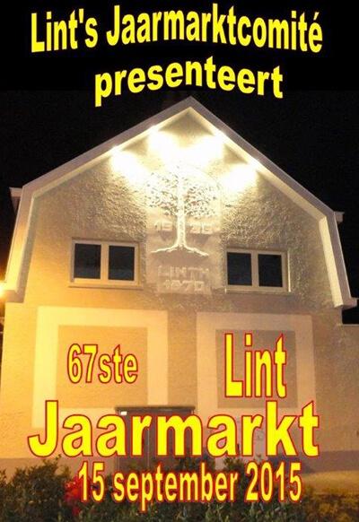 Affiche Jaarmarkt 2015