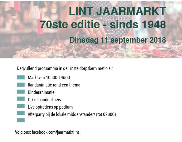Jaarmarkt 2018